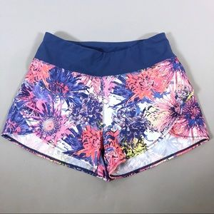 Calia by Carrie floral print flutter shorts